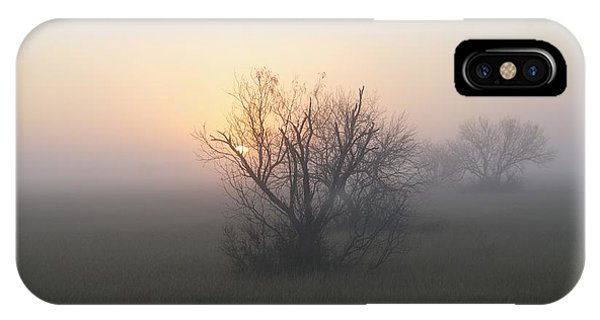 Kingsville iPhone Case - Daybreak by Rodney Mumford