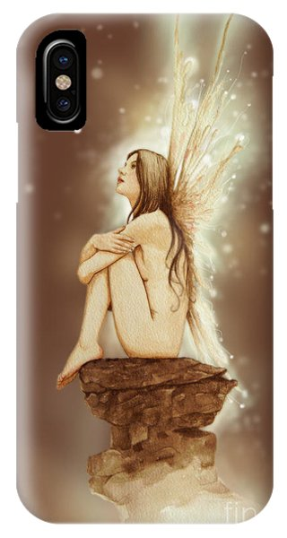 Daydreaming Faerie IPhone Case