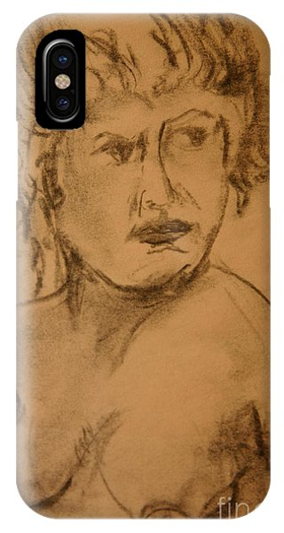 Daydreaming Nude IPhone Case