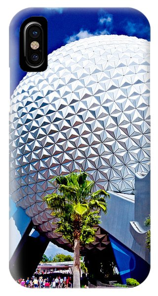 Daylight Dome IPhone Case