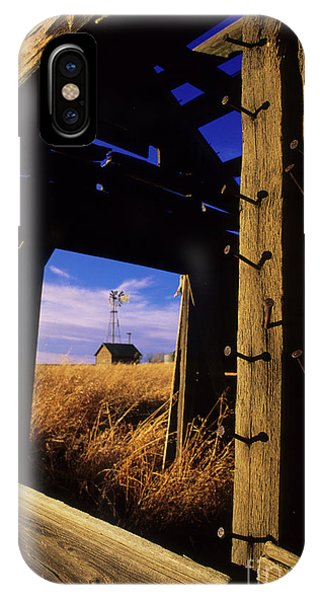 Days Gone By IPhone Case