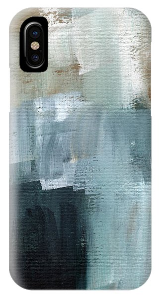 Bass iPhone Case - Days Like This - Abstract Painting by Linda Woods