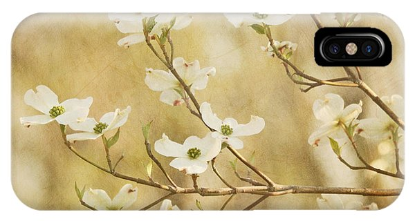 Days Of Dogwoods IPhone Case