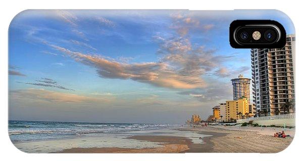 Daytona Beach Shores IPhone Case