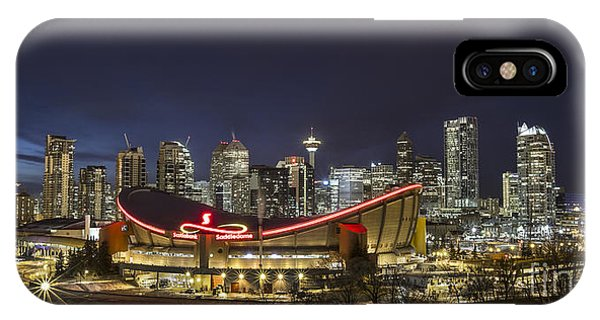 Downtown iPhone Case - Dazzled By The Light by Evelina Kremsdorf