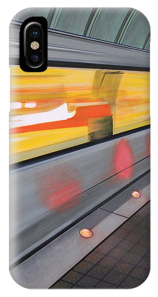 Dc Light Rail IPhone Case