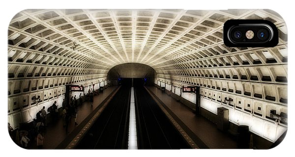Dc Metro IPhone Case