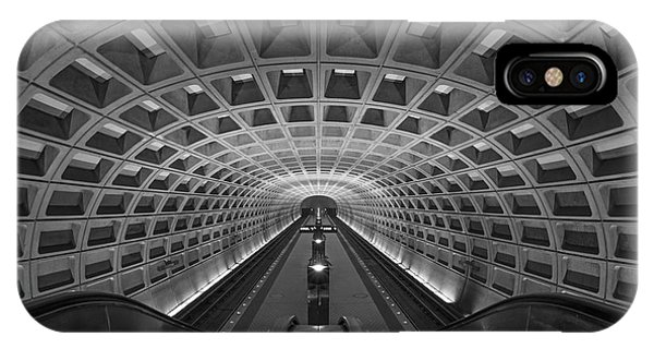 D.c. Subway IPhone Case