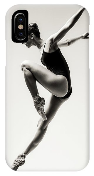 Grace iPhone X Case - D?d?n?d?d? D?d?d?d?d?d?d? by Sergei Smirnov
