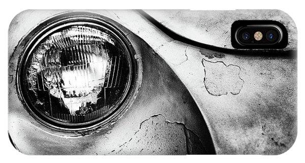 Tear iPhone Case - Dead Alfa R. by J?rgen Hartlieb