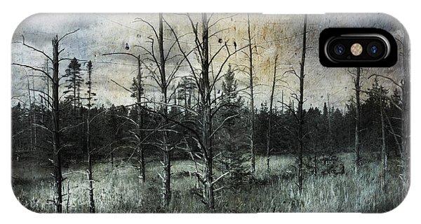 Deadwood IPhone Case