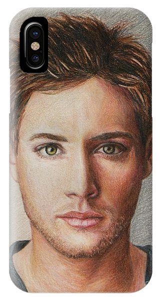 Dean Winchester / Jensen Ackles IPhone Case