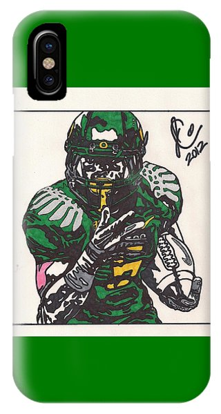 De'anthony Thomas IPhone Case