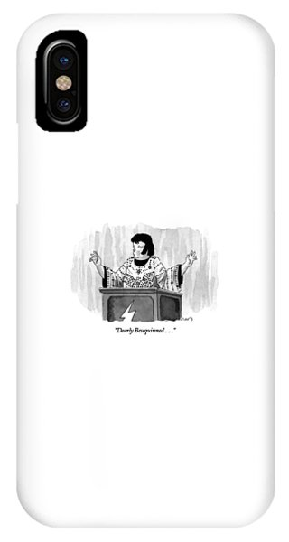 Dearly Besequinned IPhone Case