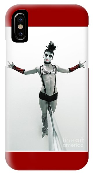 Death Lay IPhone Case