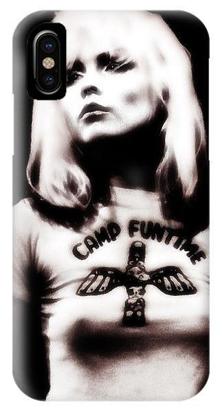 Deborah Harry IPhone Case