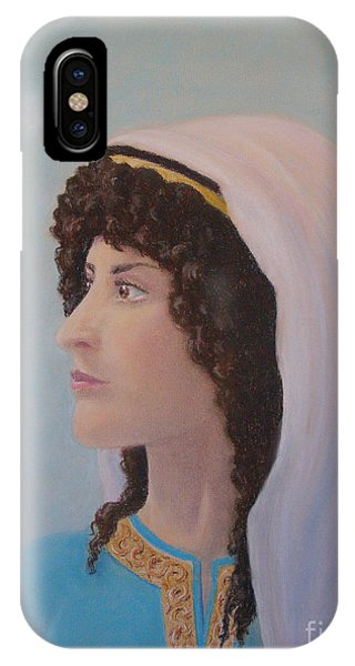 Deborah    Prophetess And Judge IPhone Case