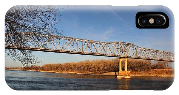 Decatur Bridge IPhone Case