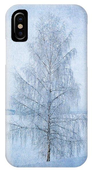 December Birch IPhone Case