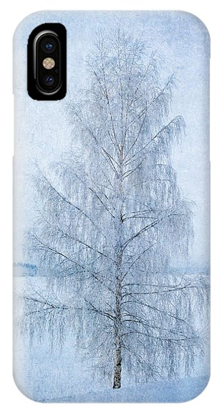 December Birch IPhone Case