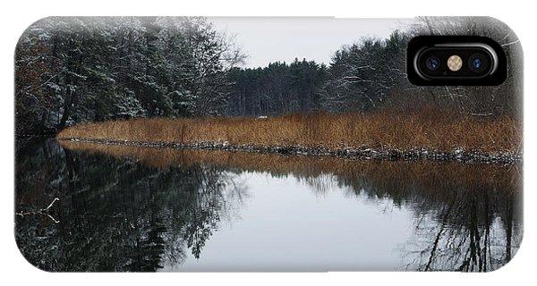 December Landscape IPhone Case