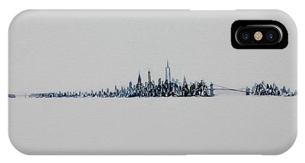 December Sky IPhone Case