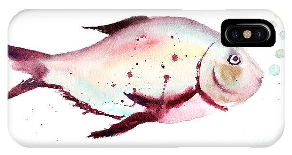 Decorative Fish IPhone Case