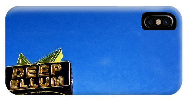 Deep Ellum IPhone Case