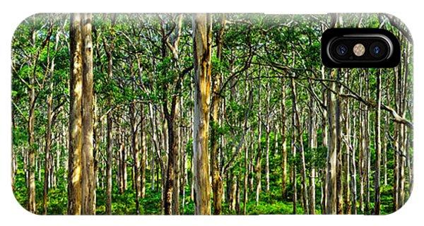 Greenery iPhone Case - Deep Forest by Az Jackson