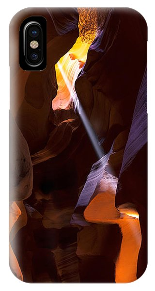 Beauty In Nature iPhone Case - Deep In Antelope by Chad Dutson