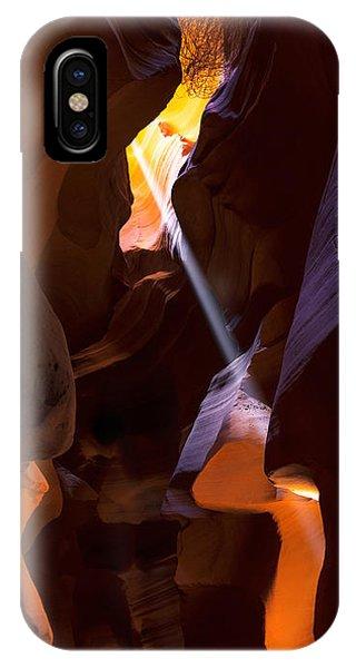 Deep In Antelope IPhone Case