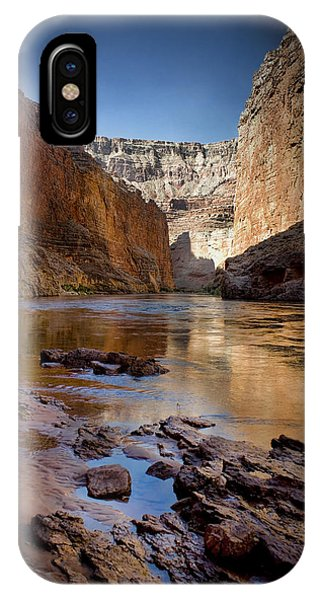 Deep Inside The Grand Canyon IPhone Case