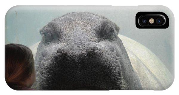 Deep Meditation IPhone Case