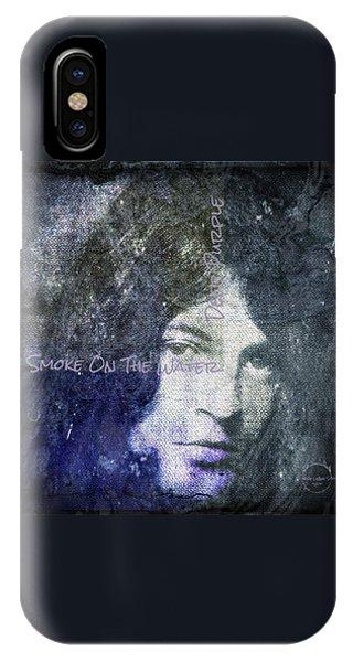 Deep Purple - Smoke On The Water IPhone Case