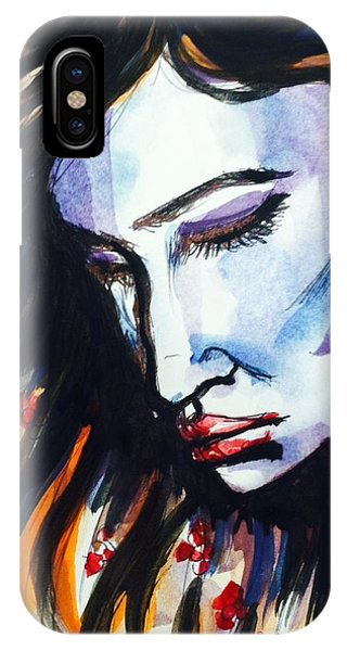 Deep Reflection  IPhone Case