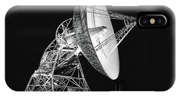 Canberra iPhone Case - Deep Space Tracking Station by Underwood Archives