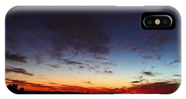 Deer Creek Dawn IPhone Case