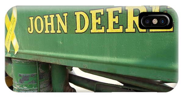 Deere Support IPhone Case