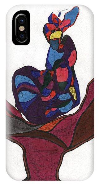 Definism Design 80 IPhone Case