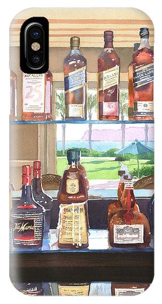 Irish iPhone Case - Del Coronado Spirits by Mary Helmreich