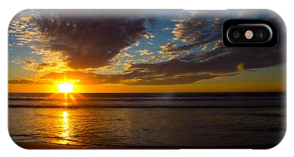 Del Mar Sunset 7 IPhone Case
