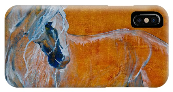 IPhone Case featuring the painting Del Sol by Jani Freimann