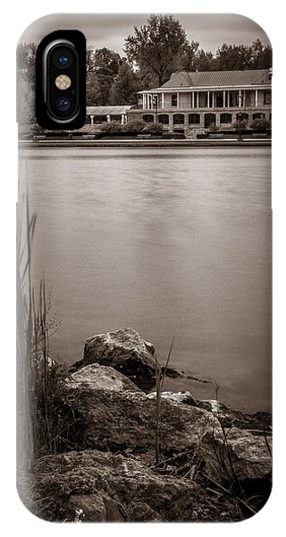 Delaware Park Marcy Casino IPhone Case