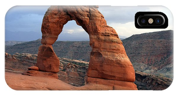 Delicate Arch - Arches National Park - Utah IPhone Case