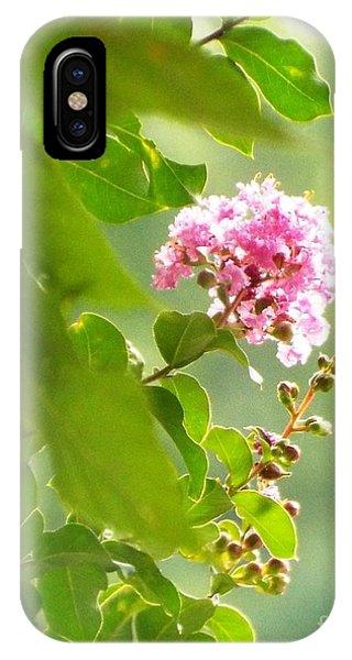 Delicate Blossom IPhone Case