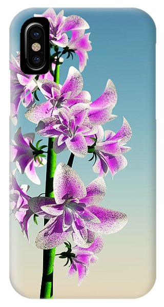 Delicate Flower... IPhone Case