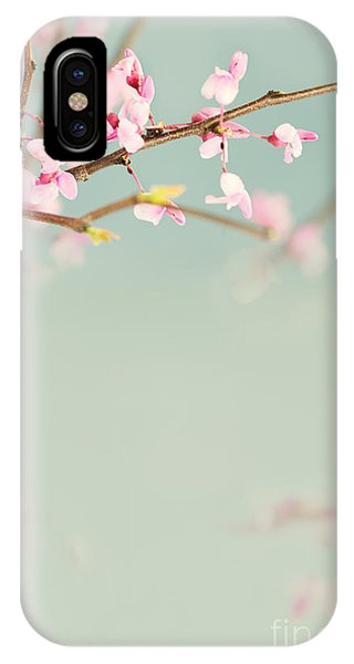 Delicate Spring IPhone Case
