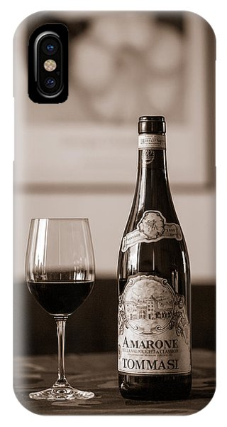 Delicious Amarone IPhone Case