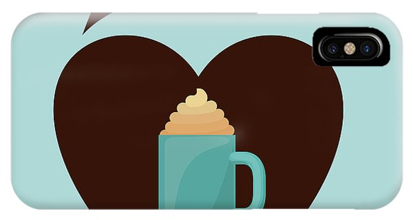 Container iPhone Case - Delicious Coffee Design by Grmarc
