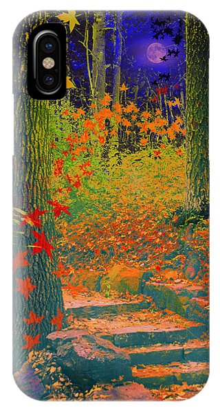 Delightfall IPhone Case